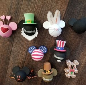 Holiday pack of Mickey antennae toppers